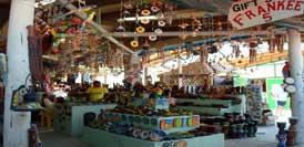 marché de souvenir République Dominicaine