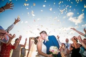 photo mariage dominican republic